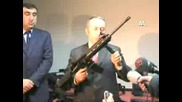 Нови Турски пехотинци Пушки