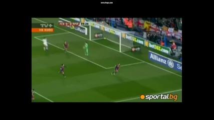 Барса - Реал Мадрид - 1:0