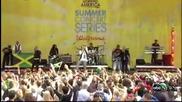 Sean Paul - Temperature Live On Good Morning America