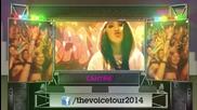 сега е моментът, в който ще разкрием къде ще бъдат останалите концерти от The Voice of Summer Tour