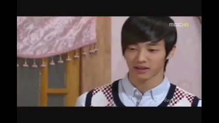 Kikwang (b2st) Kissing Scene Cut