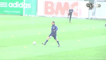 Нaй - Забавната футболна тренировка