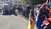 сирни заговезни в плевен с деца от Христо Ботев 2019