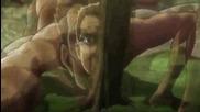 [смях] Shingeki no Kyojin Част 3