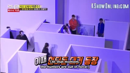 [ Eng Subs ] Running Man - Ep. 270