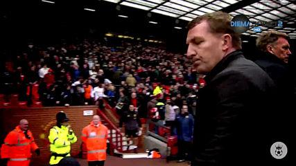 """Ливърпул с една от великите си победи 3:0 на """"Олд Трафорд""""!"""
