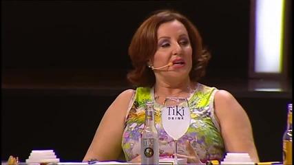Sara Risteska - U nedelju (live) - ZG 2014 15 - 27.12.2014. EM 15.