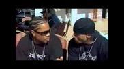 Xzibit Gets Interview By Crazy Al Cayne