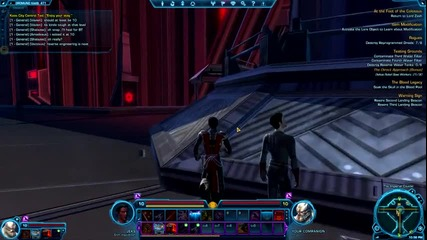Tor: Sith Inquisitor Gameplay part 5