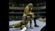 The Rock vs Hhh (intercontinental Championship)