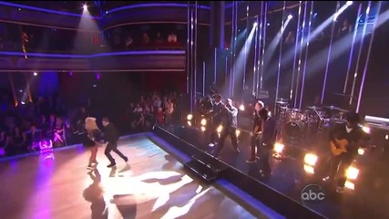 Justin Bieber ft. Boyz 2 Men - Fa La La - Live Dancing With The Stars - Hd