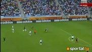 Аржентина - Германия 0:4
