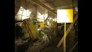 Избухналия реактор в Чернобил Маршрут № 8