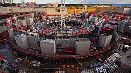 Россия Первой В Мире запускает термоядерный реактор – последние новости и события
