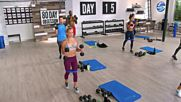 Autumn Calabrese - Day 15 Total Body Core Phase 1. 80 Day Obsession