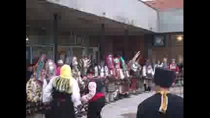 Дражево Кукери