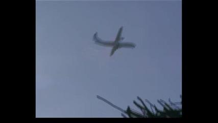Binter Atr72 Approach To Fuerteventura