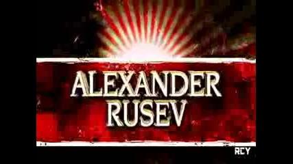Wwe Alexander Rusev custom titantron 2014