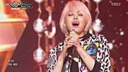 260.0902-4 Spica - Secret Time, Music Bank E852 (020916)
