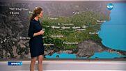 Прогноза за времето (07.09.2016 - централна)