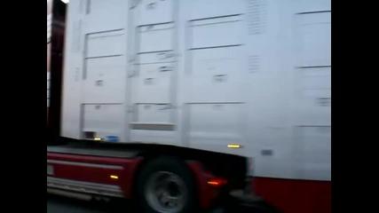 Scania Longline V8 Vaex Holland