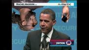 ** Hd ** T - Pain прави Барак Обама рапър !!! Яко Смях !!! ** Hd **