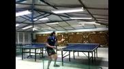 Сервиз Тенис На Маса Dawei 388a-4
