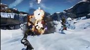 Start Select - Broken Sword Kickstarted Ps4 with 4k display
