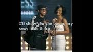 Rihanna - Push Up On Me ( С Текст )