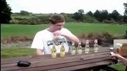 Шест питиета за шест минути