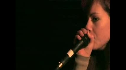 Момиче Прави Beatbox-6ampionka