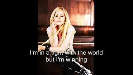 Avril Lavigne - Runaway { With Lurics }