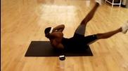 The Best Lower Abs Workout [най - добрата тренировка за по - ниските плочки] *hd*