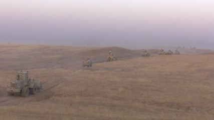 Iraq: Peshmerga forces re-launch assault on IS near Bashiqa