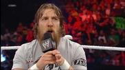 Mr. Mcmahon's измисли велик план за John Cena и Daniel Bryan в Summerslam 2013 Първична сила 29.7.13