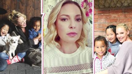 Трудностите на времето: Катрин Хейгъл за това как се отглеждат цветнокожи деца сред толкова расизъм