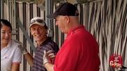 Майтап с начинаещи голфъри - скрита камера