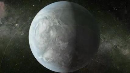 В търсене на планети подобни на Земята..