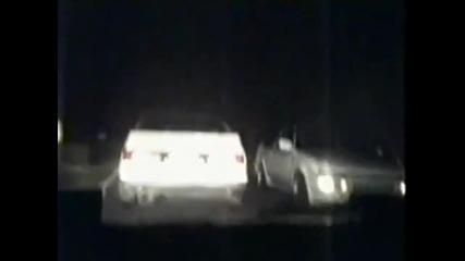 Touge Дрифт Toyota Corolla Ae86
