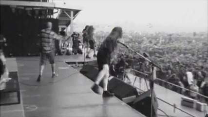 Pantera-domination live in Moscow 91
