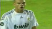 Юве шамароса галактическия Реал Мадрид