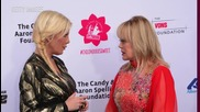 Tori Spelling and Candy Spelling Get Along for Rare Red Carpet Appearance