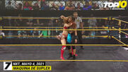 Top 10 Mejores Momentos de NXT: WWE Top 10, May 4, 2021