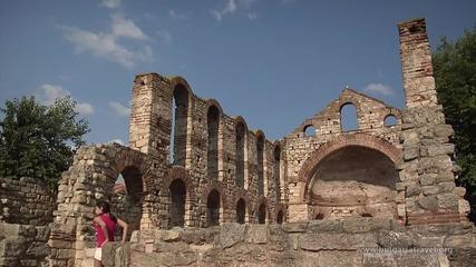 Архитектурно-исторически резерват - град Несебър- Bulgaria Travel