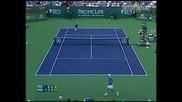 Indian Wells 2006 : Федерер - Гаске