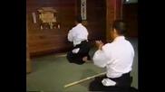 Morihiro Saito - Suburi bokken