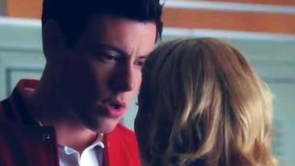 Glee / Fuinn / - Lucky