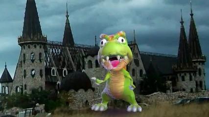 Дракон в замъка на Равадиново.
