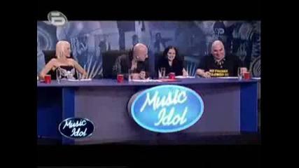 Music Idol 3! Мустафа Кязимов - които ще измести кен лй!