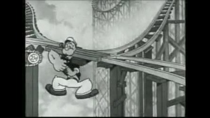 Попай моряка-Popeye the sailor man